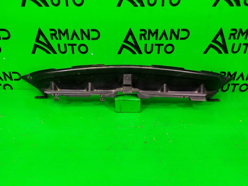 Пыльник радиатора Ford Fiesta MK6 2008 верхний (б/у)