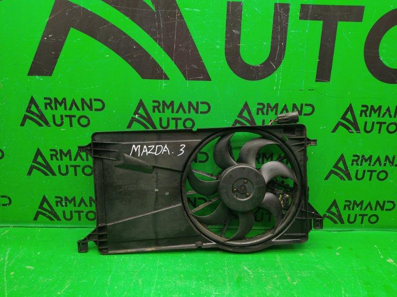 Диффузор радиатора Ford Focus 2 2005 (б/у)