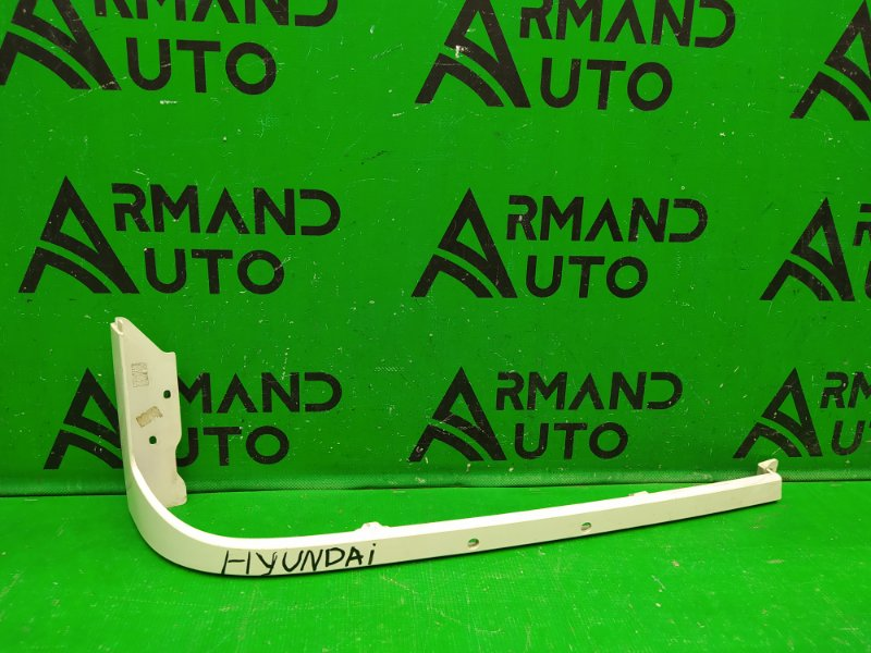 Накладка фары Hyundai Hd 120 2000 правая (б/у)
