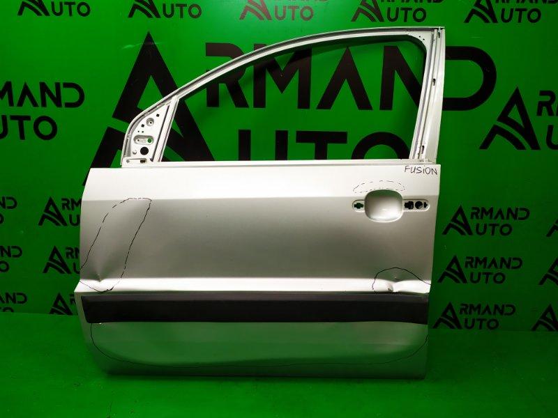 Дверь Ford Fusion РЕСТАЙЛИНГ 2005 передняя левая (б/у)