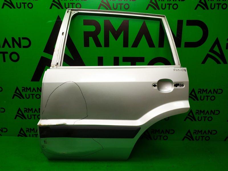 Дверь Ford Fusion РЕСТАЙЛИНГ 2005 задняя левая (б/у)