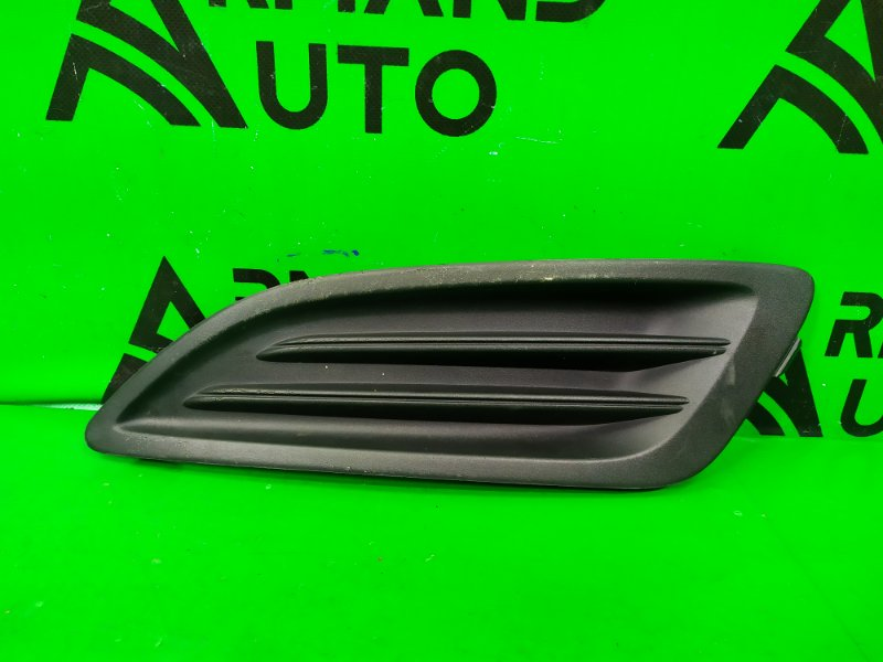 Накладка птф Ford Fiesta 6 РЕСТАЙЛИНГ 2012 левая (б/у)