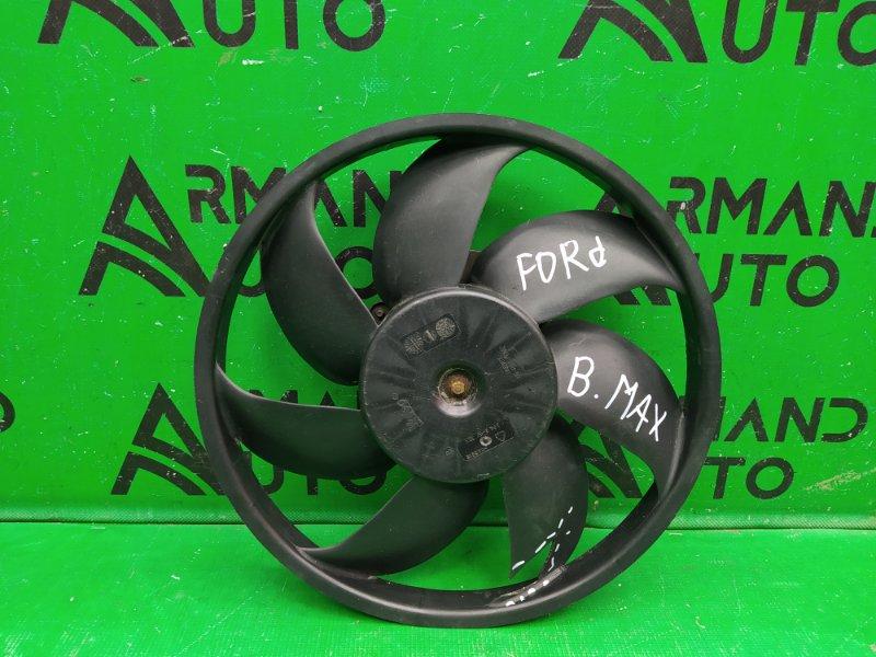 Вентилятор радиатора Ford B-Max 2012 (б/у)