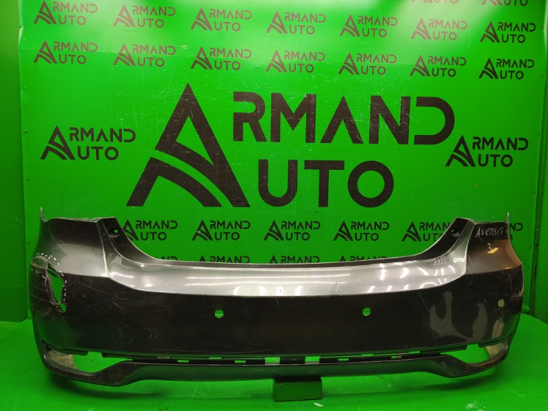 Бампер Toyota Avensis 3 РЕСТАЙЛИНГ 2 2015 задний (б/у)