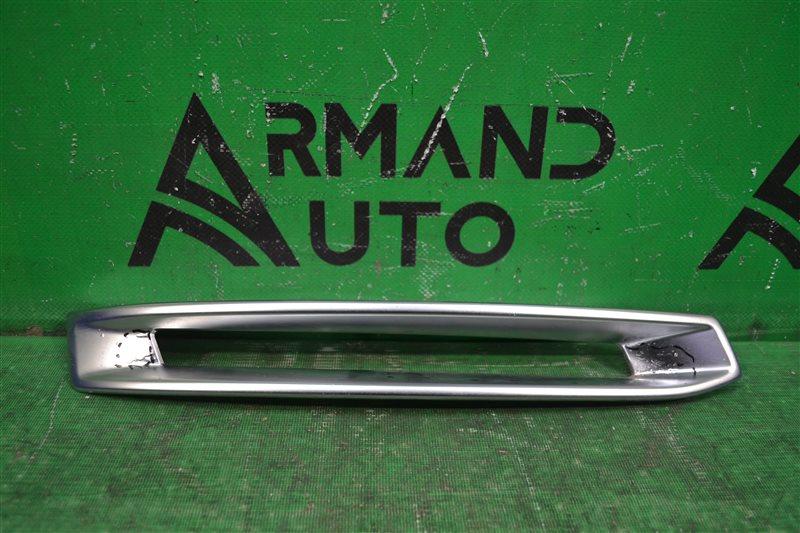 Накладка птф amg Mercedes Gl X166 2012 передняя левая (б/у)