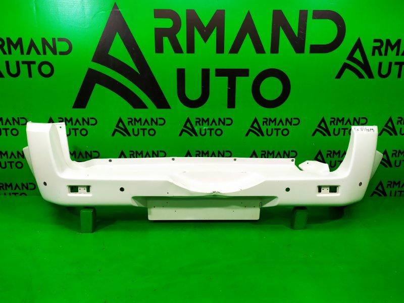 Бампер Suzuki Grand Vitara 3 РЕСТАЙЛИНГ 2 2012 задний (б/у)