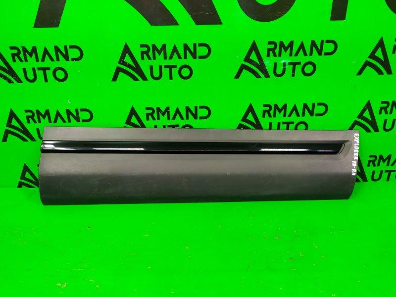 Накладка двери Ford Explorer 5 РЕСТАЙЛИНГ 2015 передняя правая (б/у)