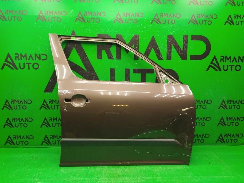 Дверь Skoda Yeti 2010 передняя правая (б/у)
