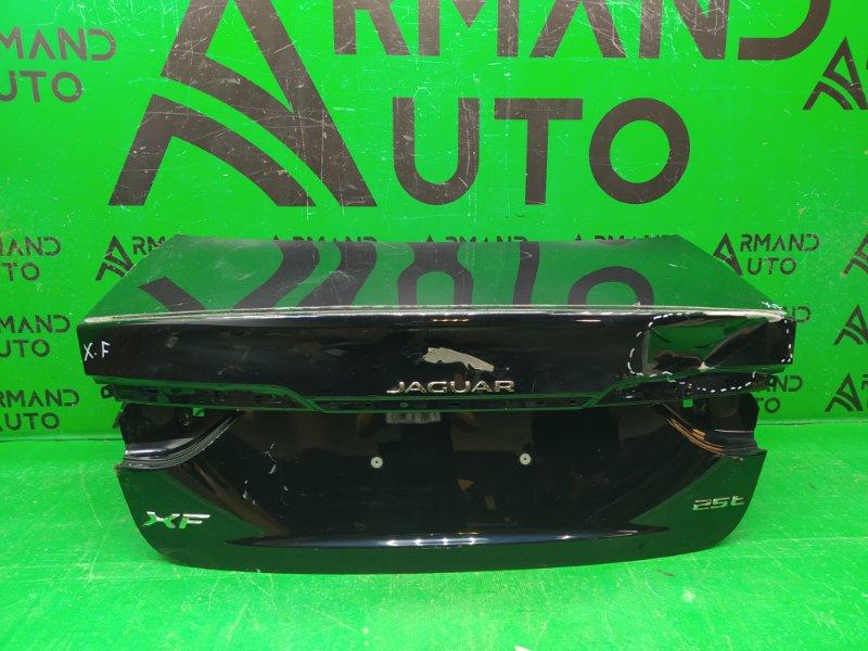 Крышка багажника Jaguar Xf 2 2015 (б/у)