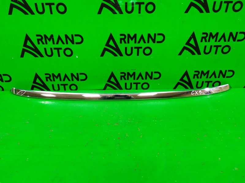 Накладка бампера Mazda Cx-9 Cx9 2 2016 задняя (б/у)