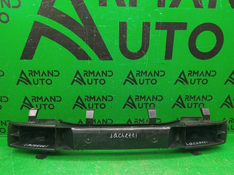 Усилитель бампера Chevrolet Lacetti 2004 задний (б/у)