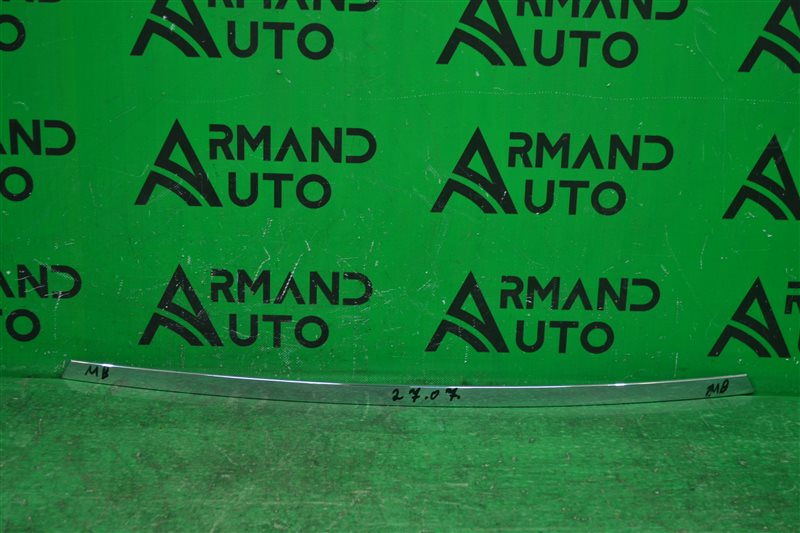 Накладка двери багажника Mercedes Ml W166 2011 (б/у)