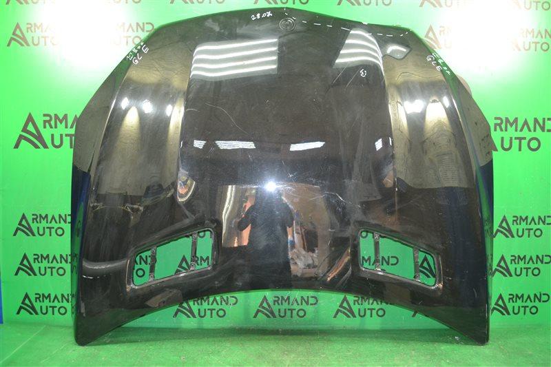 Капот Mercedes Gle W166 (б/у)