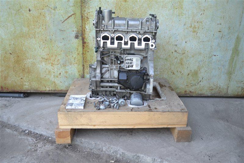 Двигатель Volkswagen Polo 5 SEDAN 2010 (б/у)