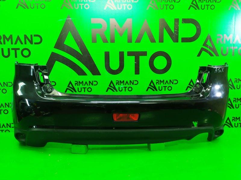 Бампер Mitsubishi Asx 1 РЕСТАЙЛИНГ 2013 задний (б/у)