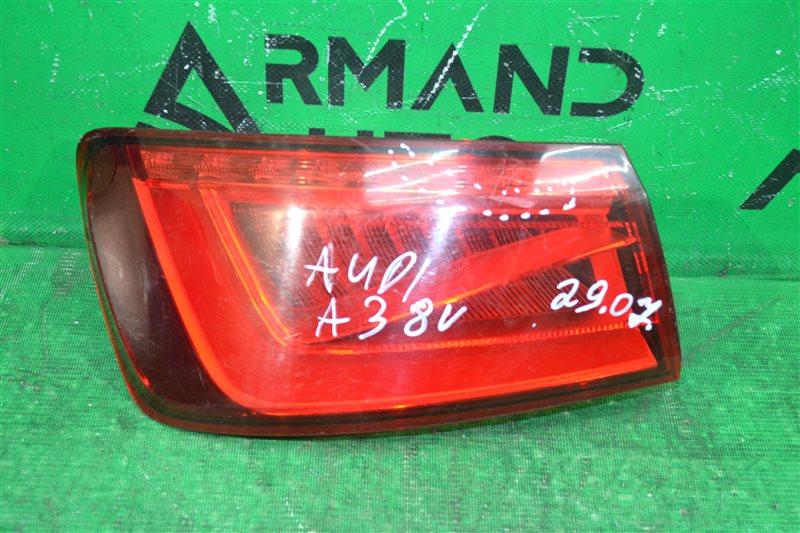 Фонарь Audi A3 8V 2012 левый (б/у)