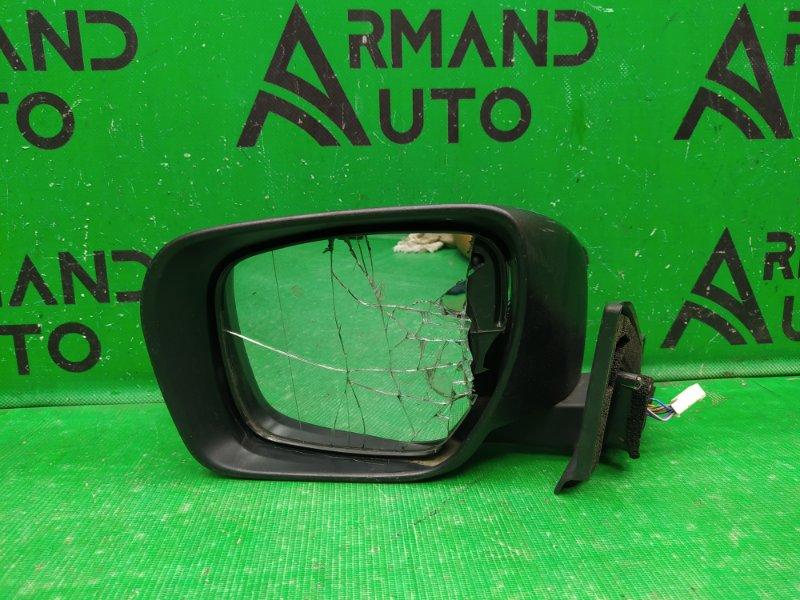 Зеркало Mazda 5 МИНИВЭН 2005 левое (б/у)
