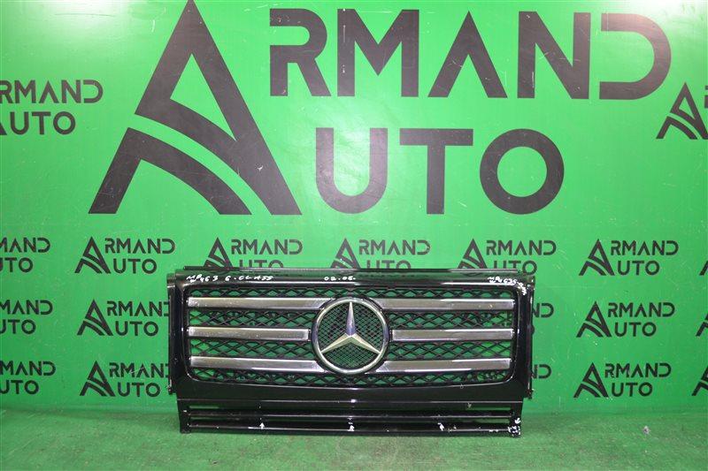 Решетка радиатора Mercedes G W463 (б/у)