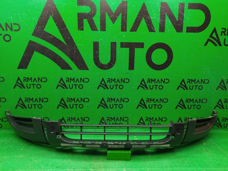 Юбка бампера Skoda Yeti 2009 передняя (б/у)