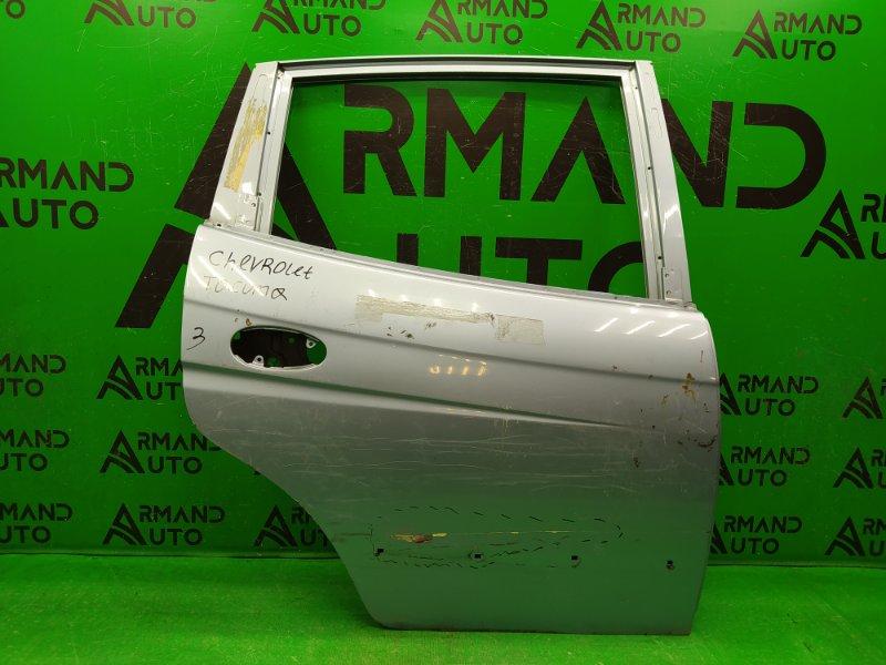 Дверь Chevrolet Tacuma 2000 задняя правая (б/у)
