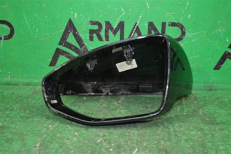 Крышка зеркала Audi A6 C8 2018 левая (б/у)