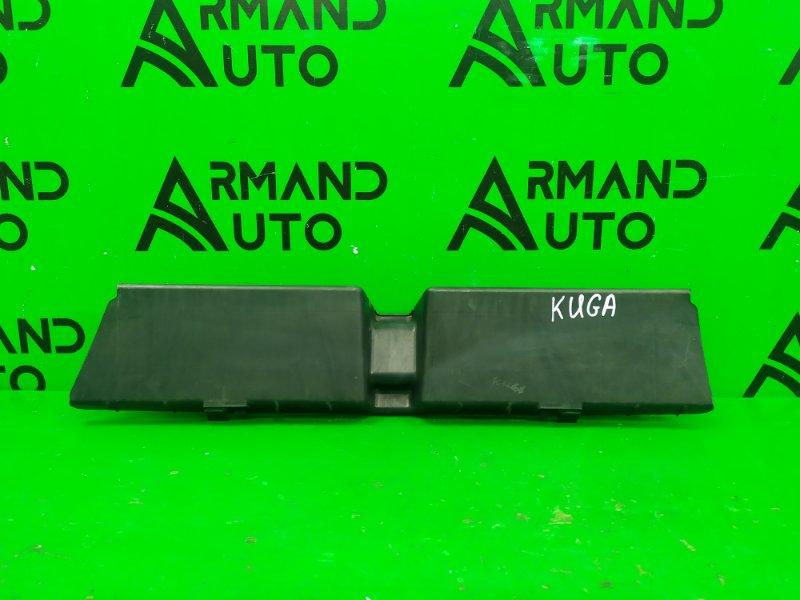 Дефлектор радиатора Ford Kuga 2 2012 нижний (б/у)