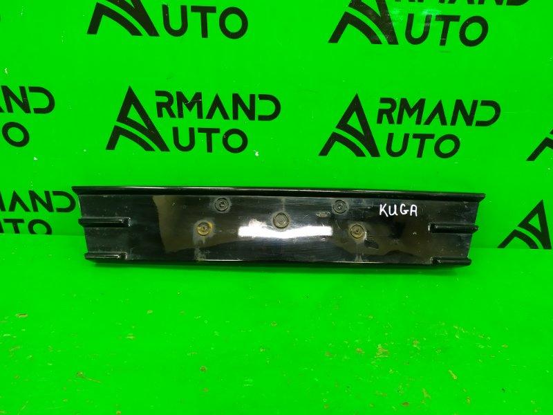 Накладка бампера Ford Kuga 2 2012 передняя (б/у)