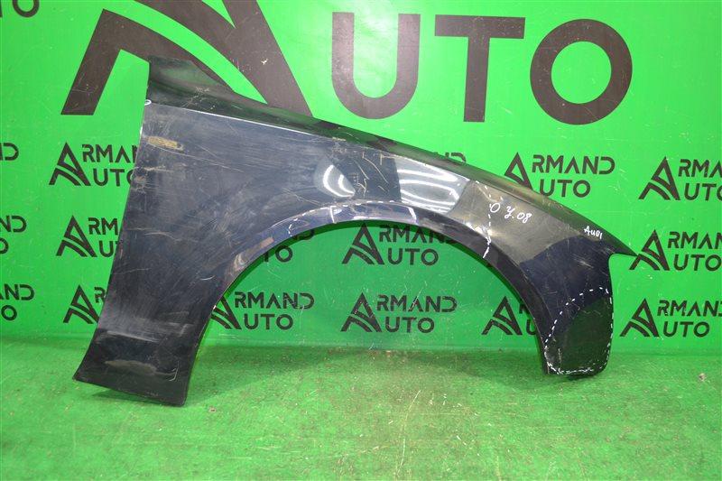Крыло Audi A5 8T 2007 переднее правое (б/у)