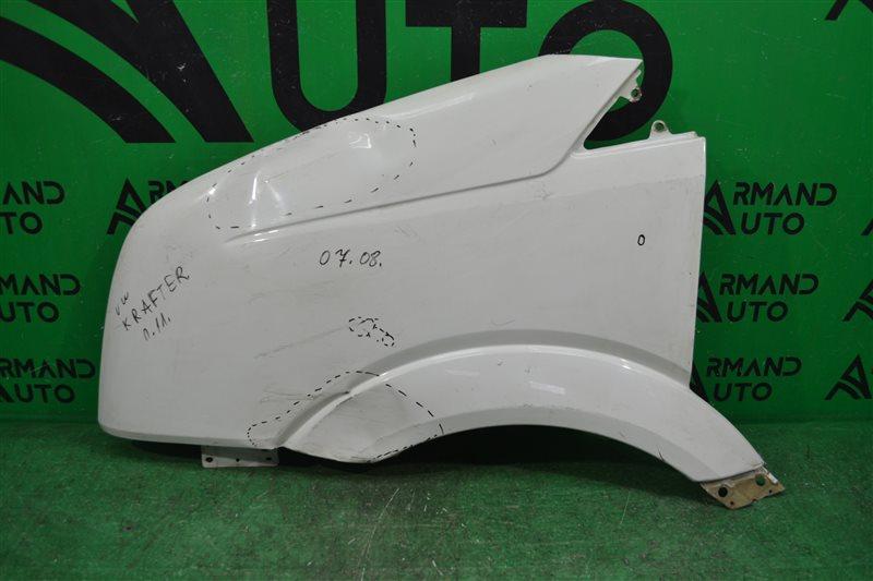 Крыло Volkswagen Crafter 2006 переднее левое (б/у)