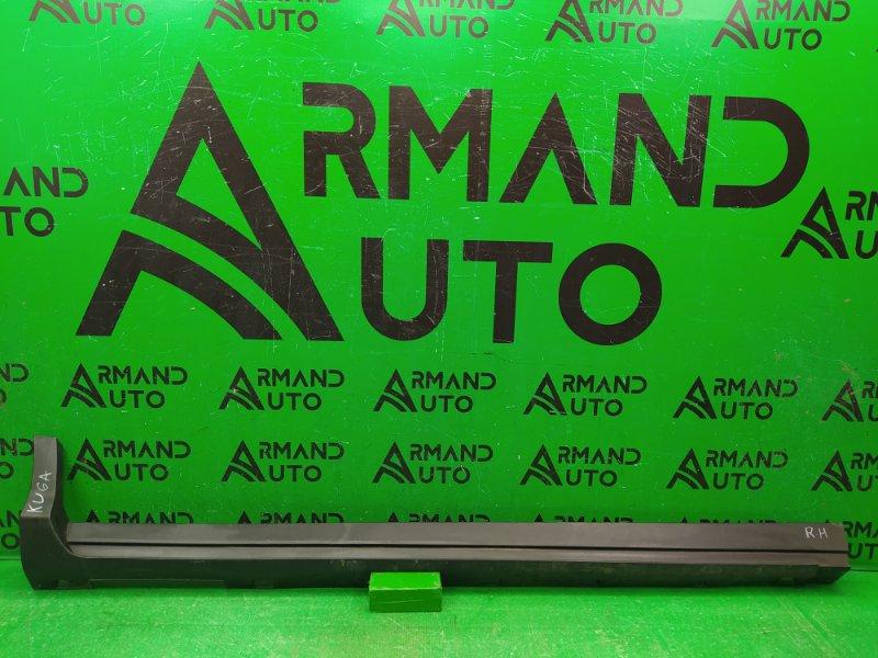 Накладка порога Ford Kuga 2 2012 правая (б/у)