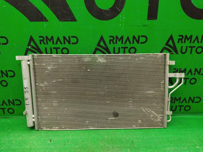 Радиатор кондиционера Hyundai Ix35 2010 (б/у)