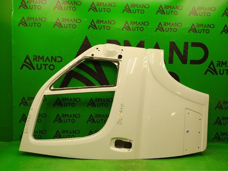 Дверь Fiat Ducato 2012 передняя правая (б/у)