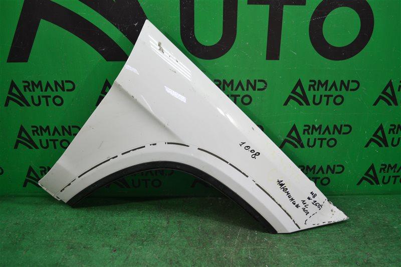 Крыло Mercedes Gl X166 2012 переднее правое (б/у)