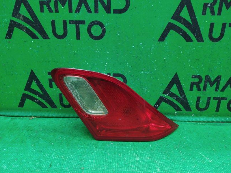 Фонарь Opel Astra J 2009 правый (б/у)