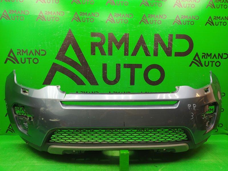 Бампер Land Rover Discovery Sport 1 2014 передний (б/у)