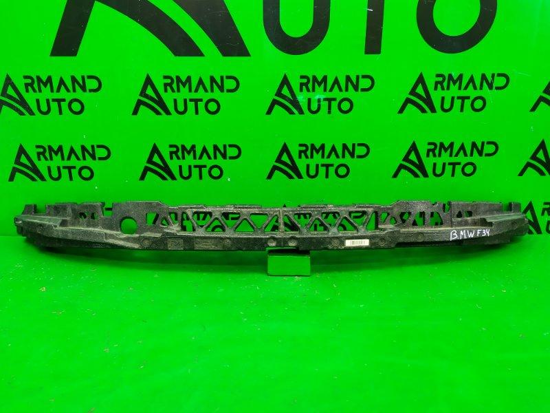 Абсорбер бампера Bmw 3 Gt F34 2011 передний (б/у)