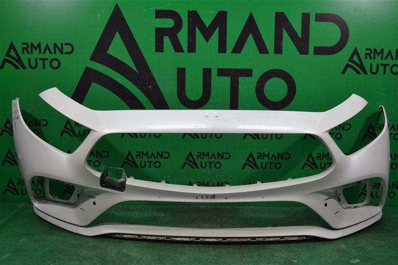 Бампер amg Mercedes Cls C257 2017 передний (б/у)