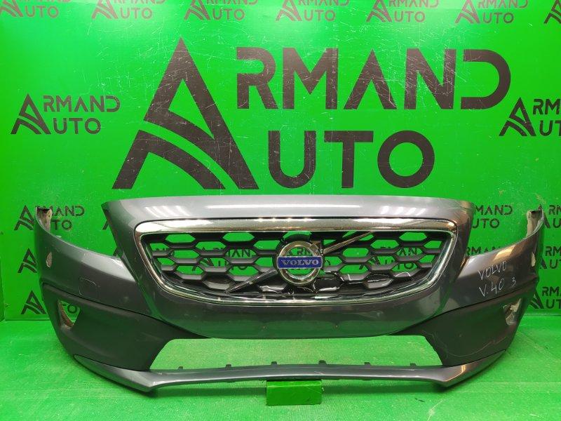 Бампер Volvo V40 Cross Country 1 2012 (б/у)