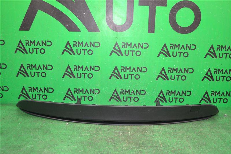 Юбка бампера Mercedes Cla C117 2013 задняя (б/у)