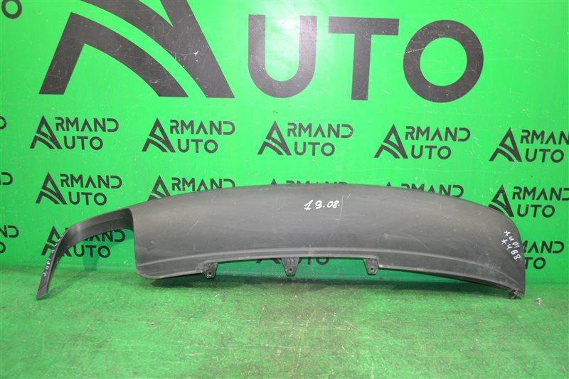 Юбка бампера Audi A4 B8 2011 задняя (б/у)
