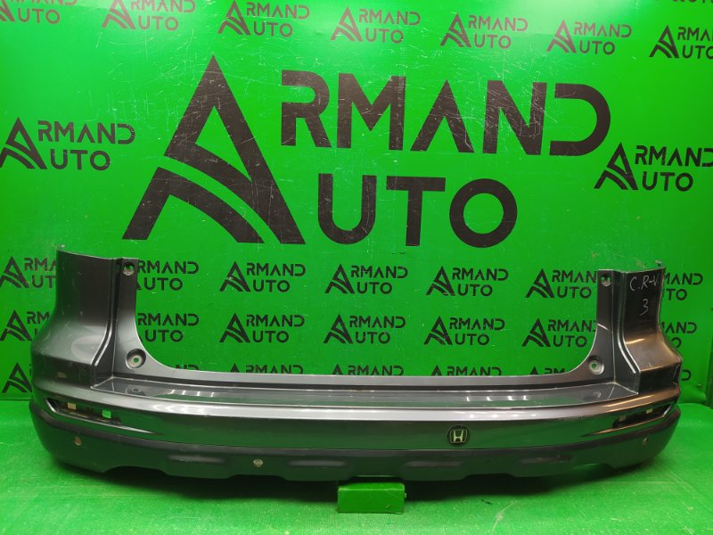 Бампер Honda Cr-V 3 2010 задний (б/у)