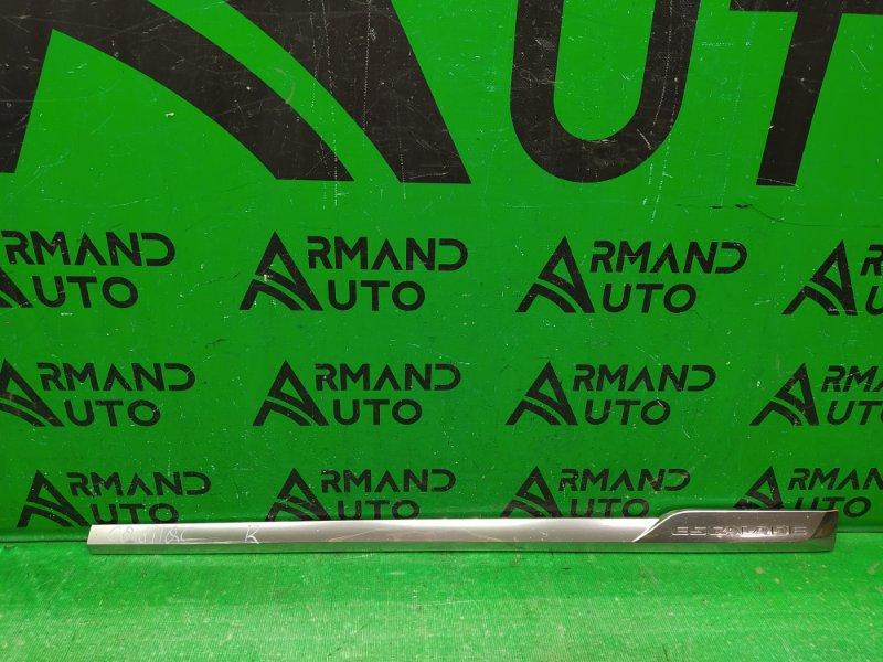 Накладка двери Cadillac Escalade 4 2014 передняя правая (б/у)