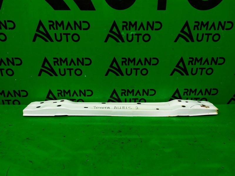 Усилитель бампера Toyota Auris 2 2012 задний (б/у)