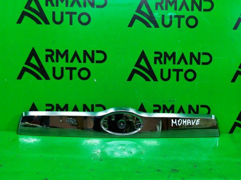 Накладка двери багажника Kia Mohave 1 2008 (б/у)
