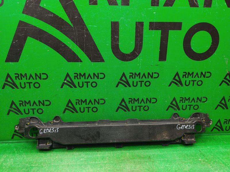 Усилитель бампера Hyundai Genesis 2 2013 задний (б/у)