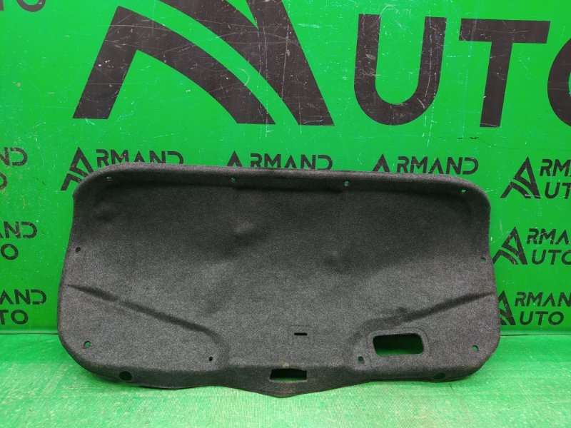 Обшивка крышки багажника Mazda 3 BL 2009 (б/у)