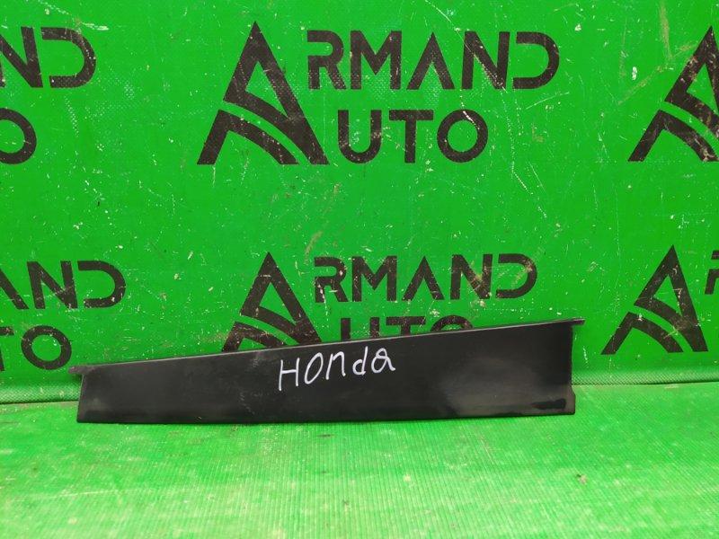 Накладка стойки двери Honda Crosstour 1 2009 задняя правая (б/у)