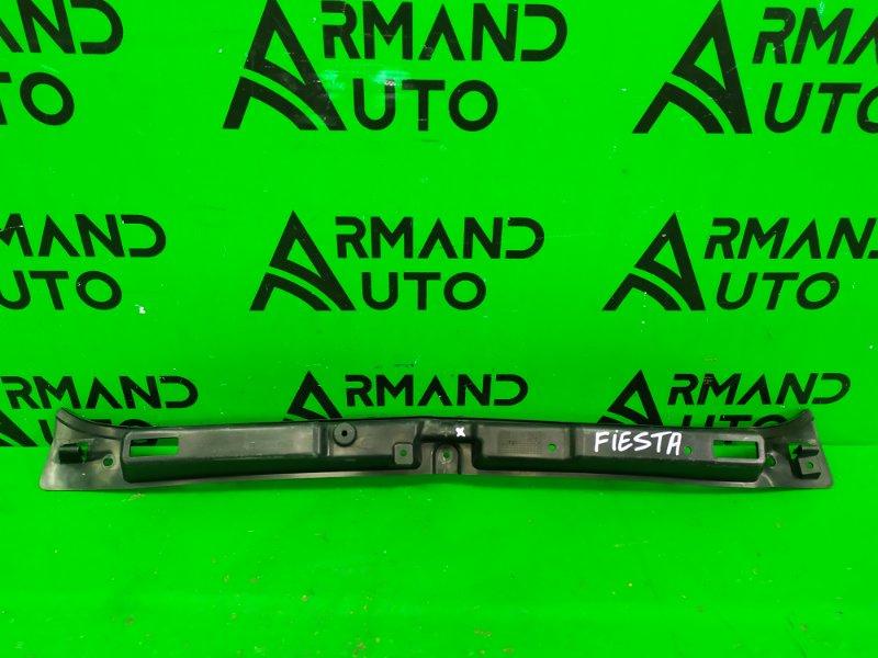 Кронштейн бампера Ford Fiesta MK6 2008 задний (б/у)