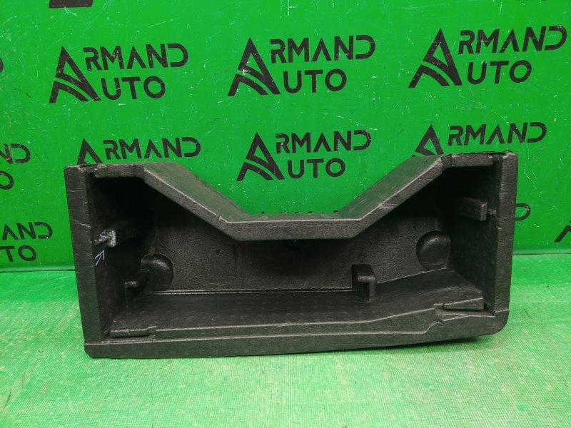 Ящик багажника Skoda Rapid 2012 (б/у)