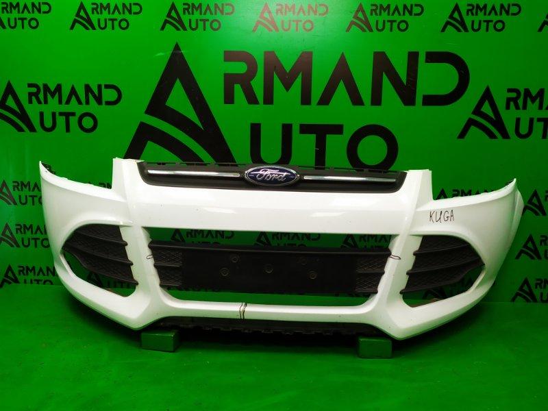 Бампер Ford Kuga 2 2012 передний (б/у)